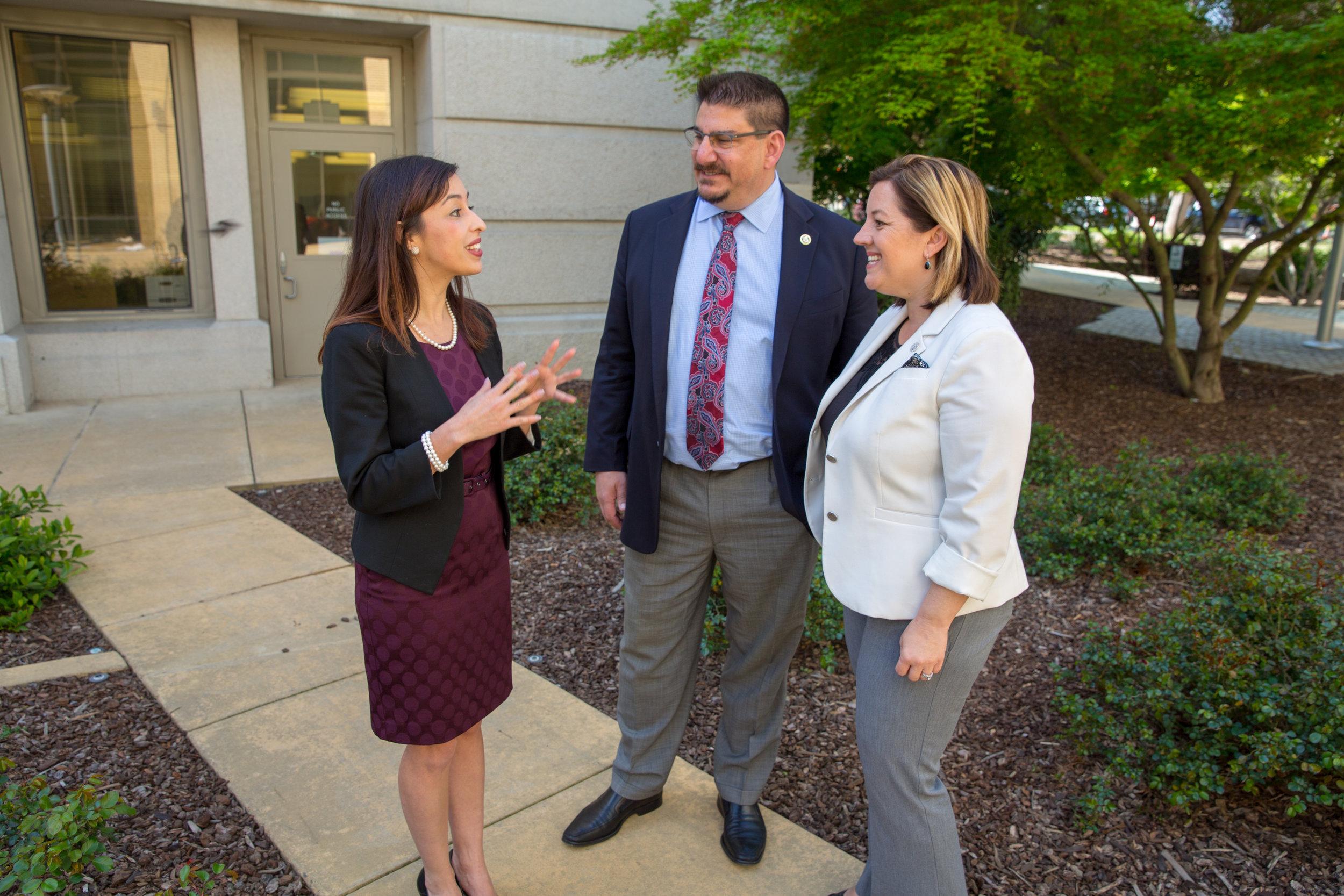 Sacramento City Councilmember Angelique Ashby Endorses Karina Talamantes