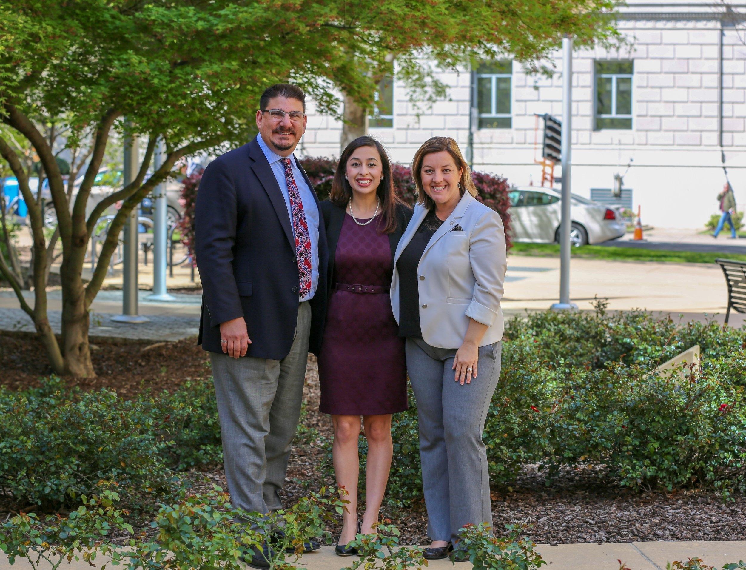 Sacramento Councilmember, Angelique Ashby and Sacramento County Board of Supervisors Vice Chair, Patrick Kennedy Endorse Karina Talamantes