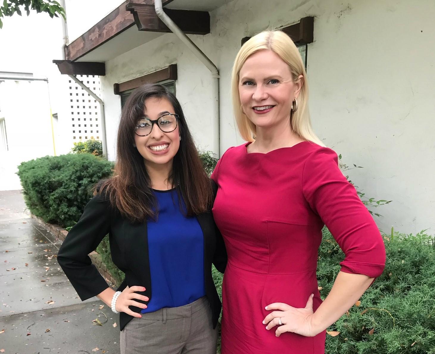 Sacramento City Unified School District Board President Jessie Ryan Endorses Karina Talamantes