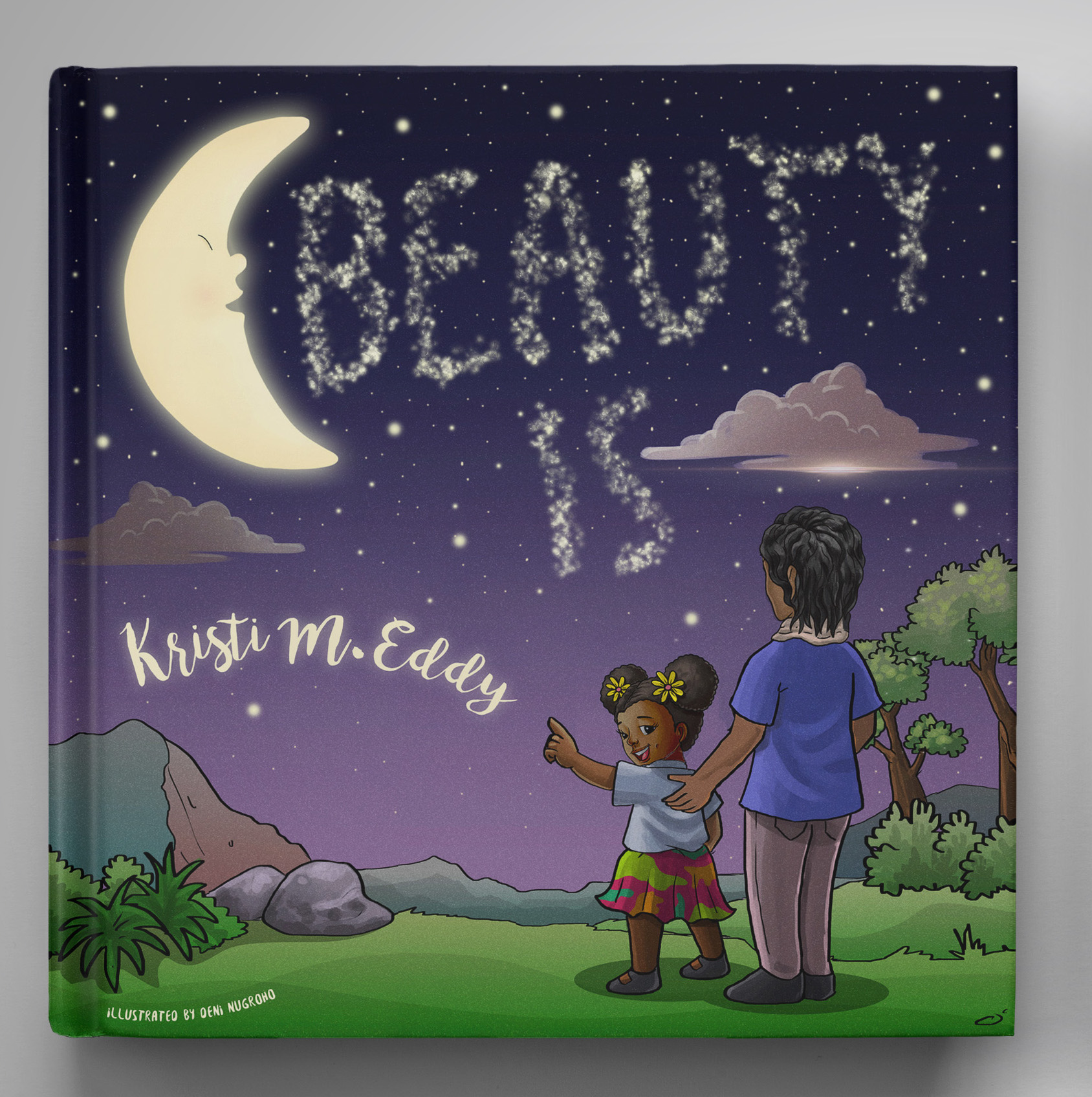 Hardcover Edition- Beauty Is (2018)  PURCHASE HERE