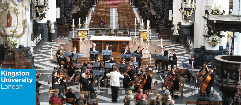 Kingston Chamber Orchestra is the Associate Orchestra of Kingston University