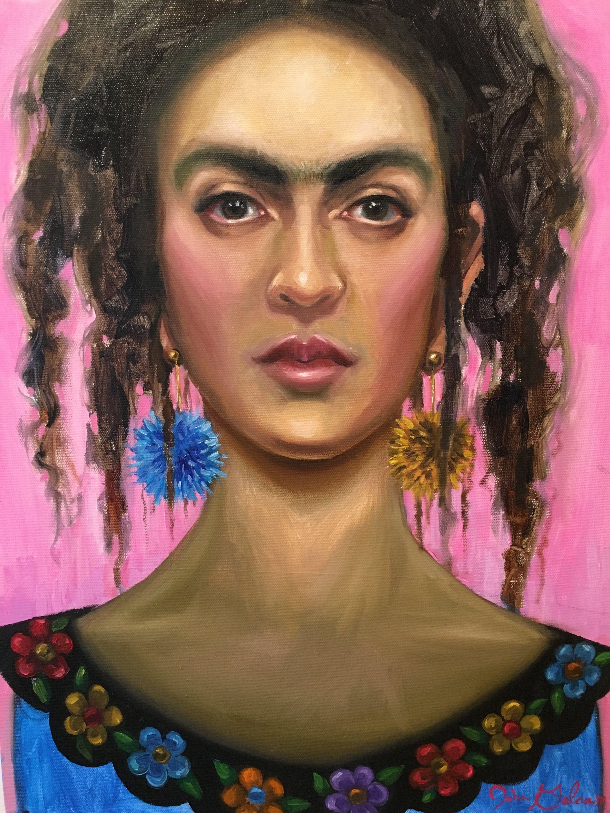 Frida Bae: Pink Lemonade