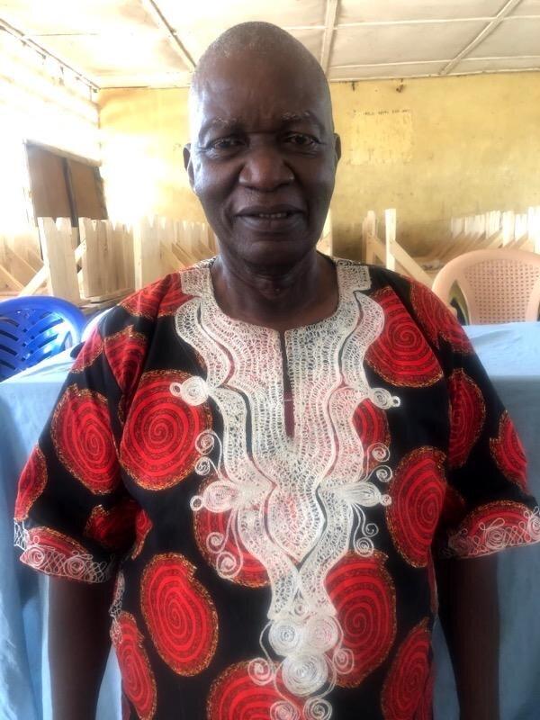 Tamba Anthony Konday Matturi -
