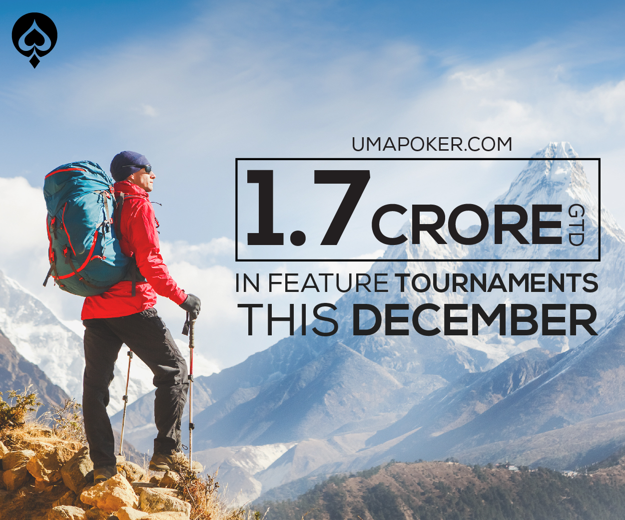Play high stake online poker tournament in India