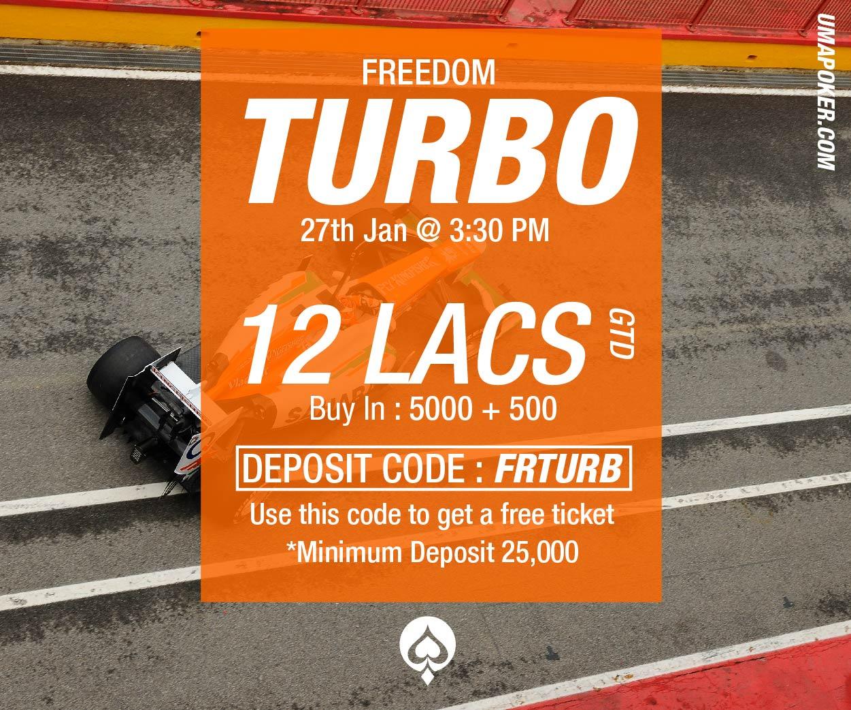 Freedom turbo