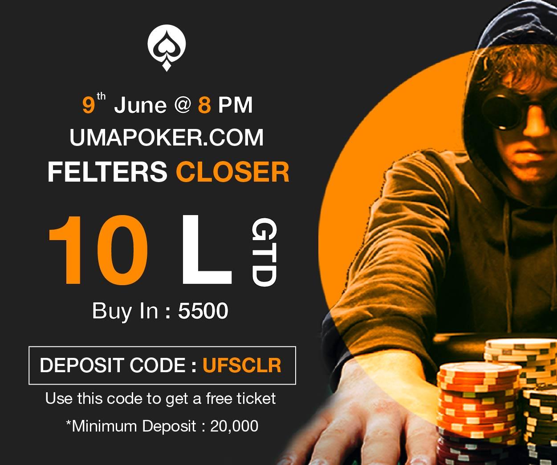 UMA Poker Felter Closer