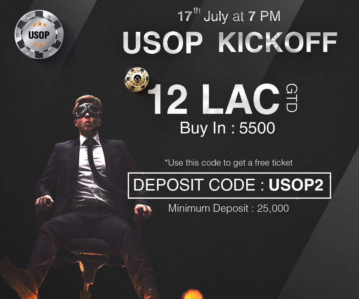 USOP Kick Off