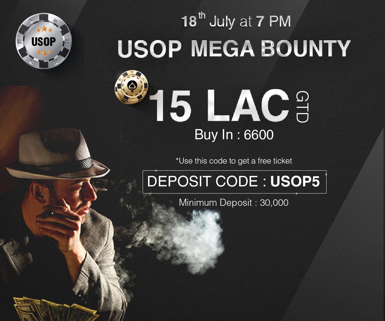 USOP Mega Bounty