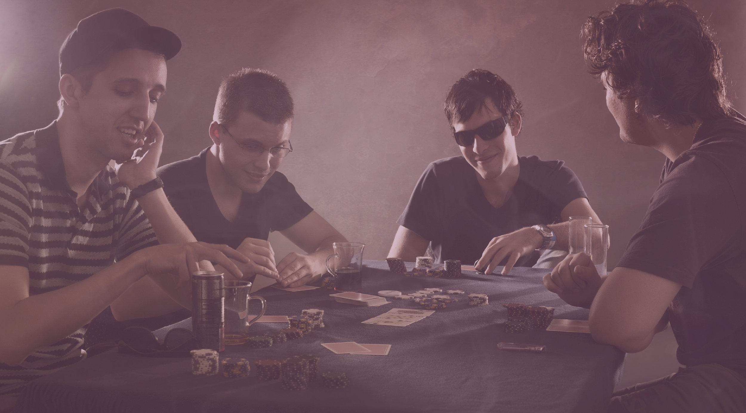 UMA Poker Redemption Series