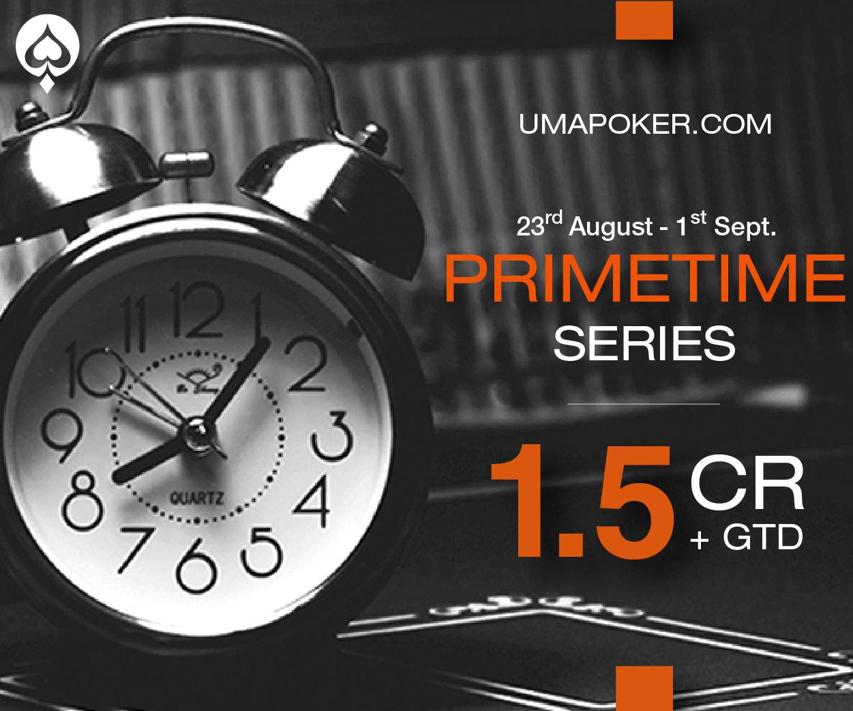 UMA Poker Primetime series