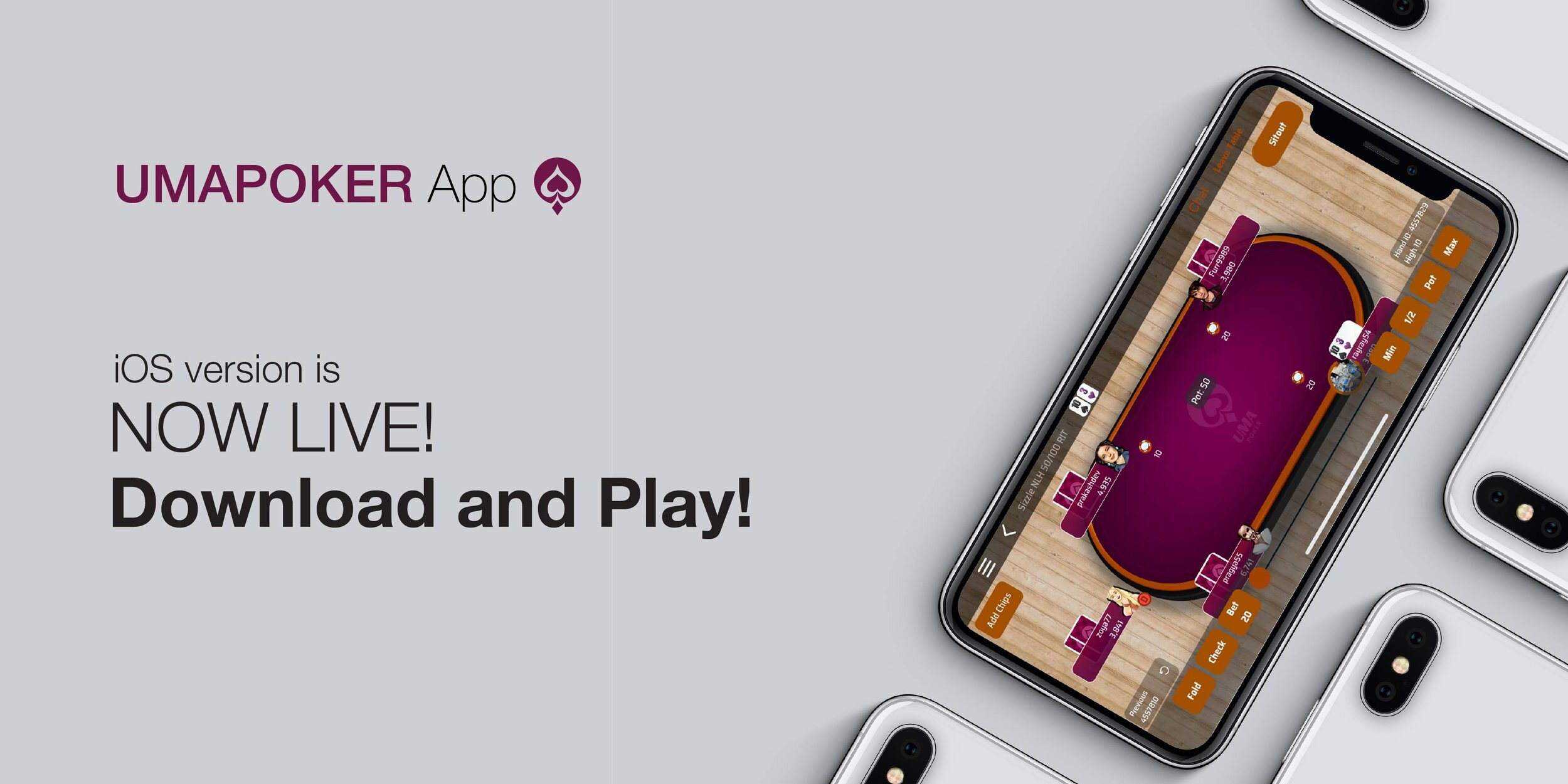 Download & Play iOS App