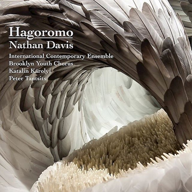 What?!?! @nathandavis_composer 's  Hagoromo is up for a Grammy?! I don't know how this Grammy voting thing works....but I might propose all you Grammy Voters out there giving it a listen! #grammys2019 #firsttimegrammy #newmusic