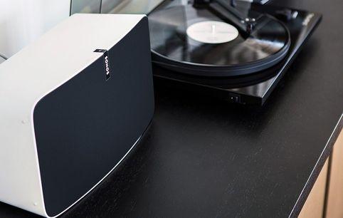 Sonos предоставя превъзходно качество на звука