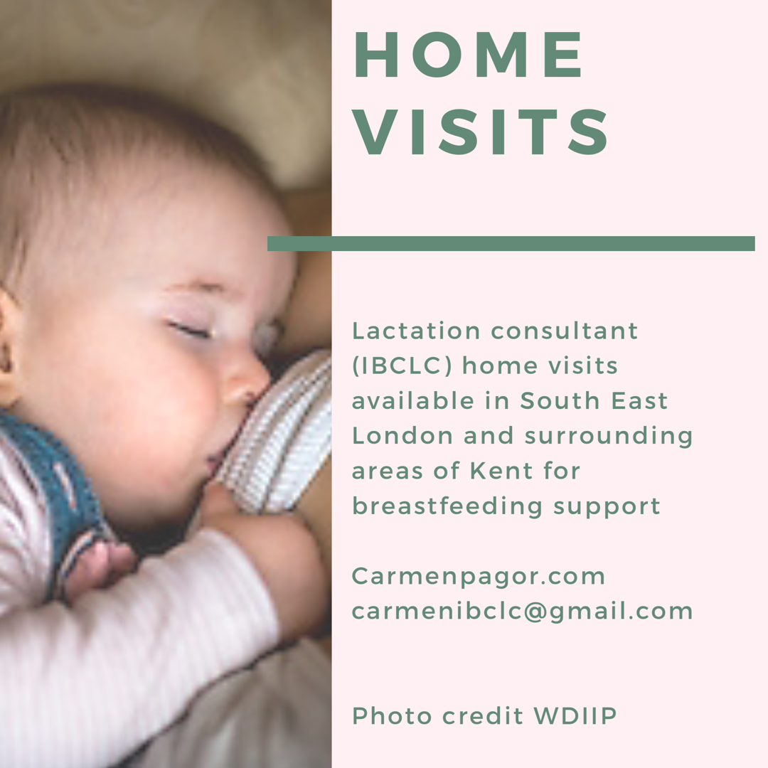 Home visits - Consultations in the comfort of your own home available in Whitstable and surrounding areas in Kent.An initial consultation can be at any time in your breastfeeding journey and is best carried out in a room you feel most comfortable in. Many of my visits are in a mums bedroom with mum and baby skin to skin under the covers or sat in pyjamas on the sofa.The consultation will include a detailed history taking of you and your baby/ies health, your pregnancy, birth and your breastfeeding history so far.I will listen to your concerns and history and watch a feed whilst we are together. During the consultation I may ask if it would be ok to carry out an oral assessment for your baby to check their suck, oral anatomy and tongue function. This may help us come up with some answers if you are experiencing painful feeds, stressful feeds or concerns with your milk supply or your babies weight.Whilst your baby feeds we can discuss any tweaks to positioning and attachment to help make the feeding comfortable for you and effective for the baby.We will make a tailored plan for you to help you move towards your own breastfeeding goals.We will keep in touch via email and phone after the visit, many of my clients see me just once in their home. Some clients choose to combine the home visit with a video call follow up too.I will be able to provide you with referrals to any relevant practitioners we have discussed, including local tongue tie practitioners.During the consultation I may suggest sharing information with you health care provider such as your GP and/or midwife or health visitor. Working collaboratively really can help improve your care and I can help you navigate your way around your local NHS and independent health care providers.If you think this type of care would suit your needs please get in touch and we can book you in!£130