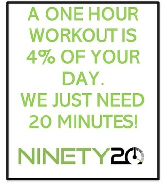 Got 20 minutes?  We've got you covered. Burn Calories?  Done. Tone Muscle?  Done. Improve Skin Tone?  Done. First session ~ 20 Minutes / $20. How can you not afford to give it a try?? Plan your week accordingly. #dallasfitness #dallastrainer #ninety20 #dallasfitnessambassadors #emstraining #dallasfit #dallas #prestonroyalvillage