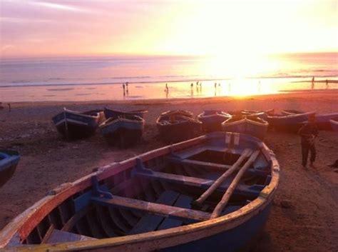 Fishing boat surf maroc