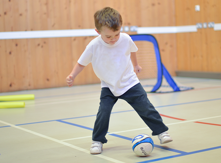 A safe, learning environment - Here at Allstar Toddler F.C we specialise in football sessions for toddlers aged 2-6. Our sessions provide a foundation for your child to learn basic football skills and most importantly have FUN!