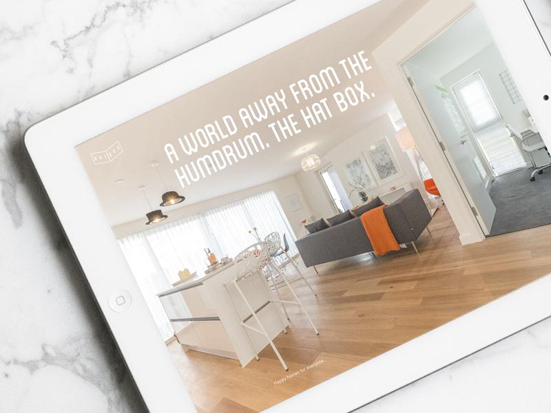 interactive tenants brochure for hatbox