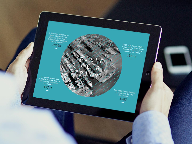 MediaCityUK Interactive PDF