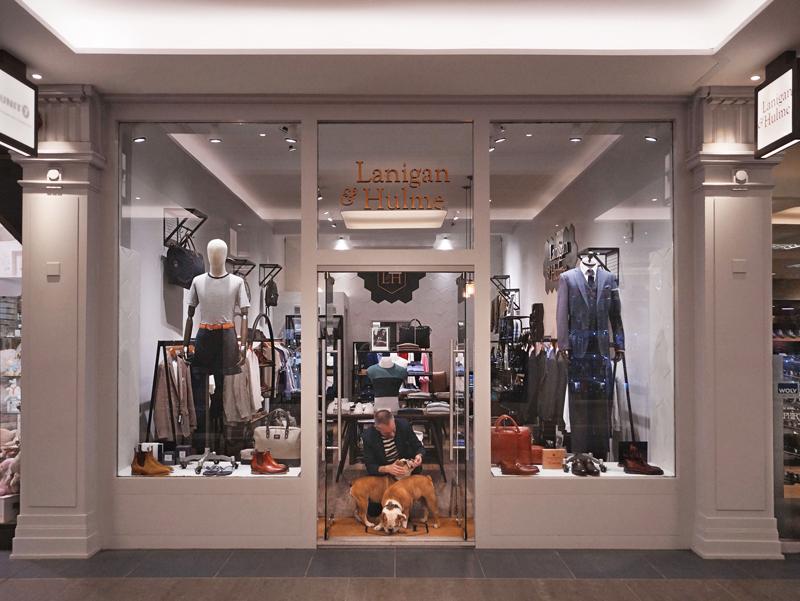 Lanigan & Hulme store