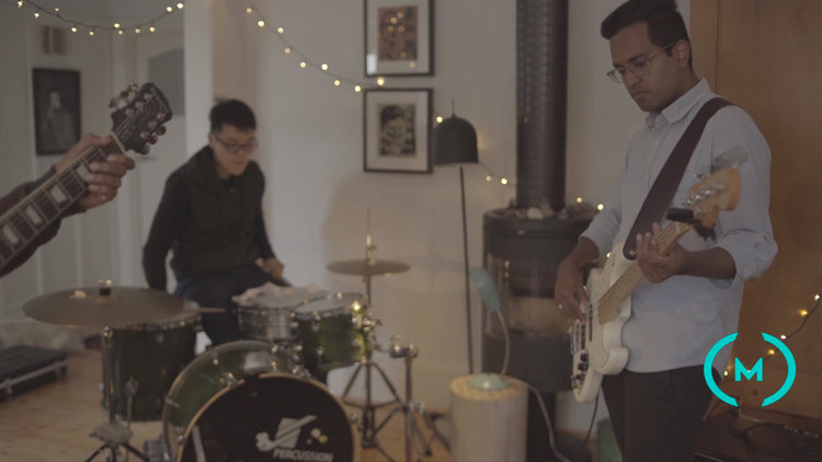 MOJO Blockchain  Collaborating with Monash University's School of Journalism and MOJO News, 'Blockchain & the Bands' explores this new digital revolution with local Melbourne band, Manorism.