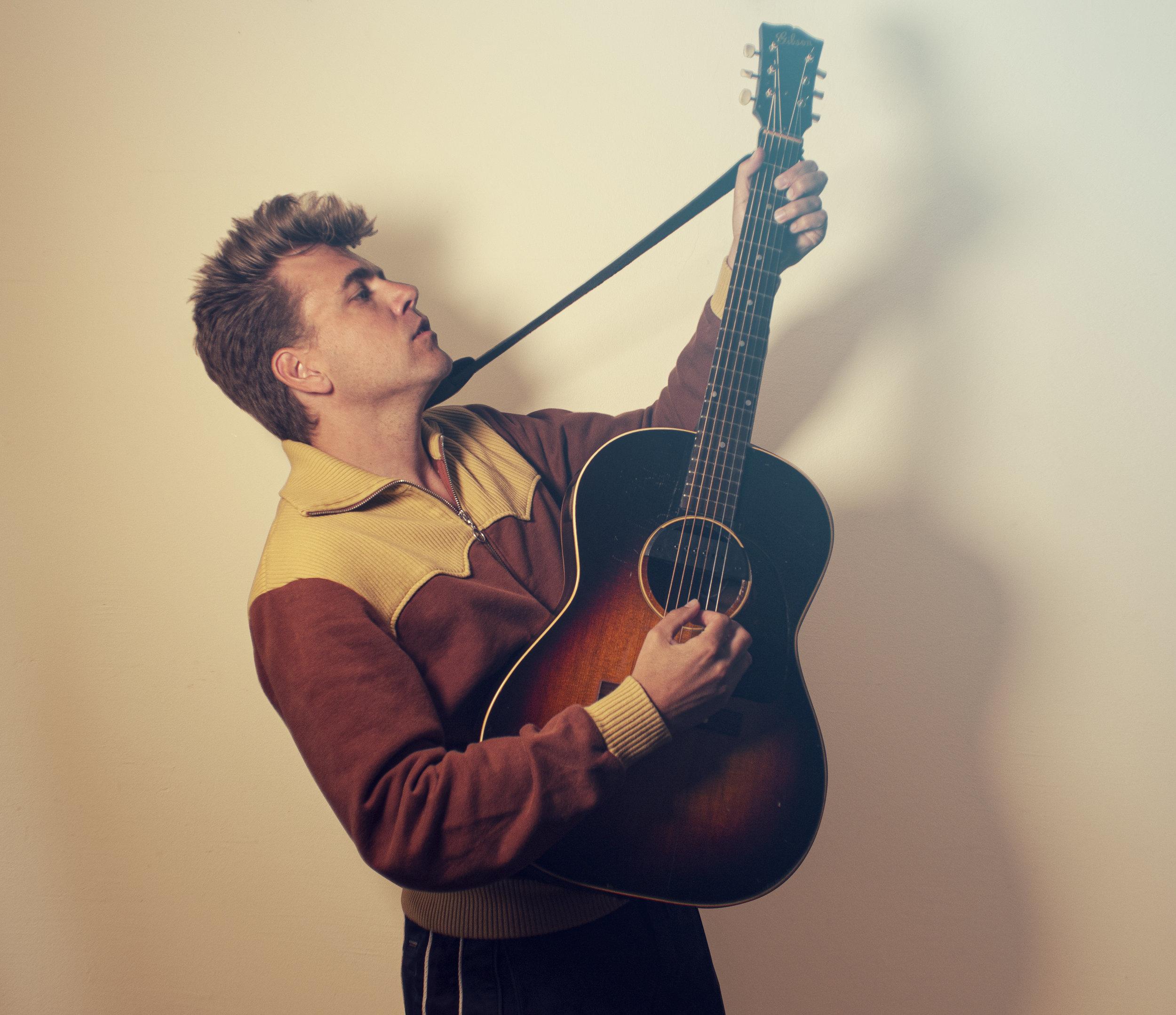 Woody Sings Rozenknop