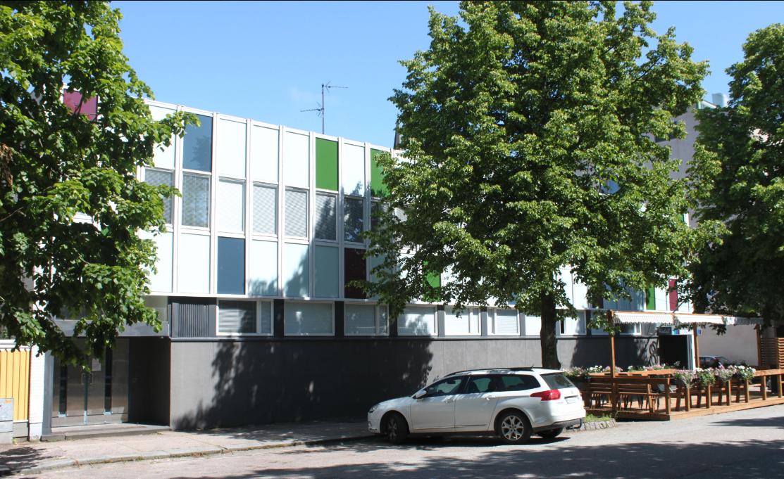 Bulevardi 8, Hanko