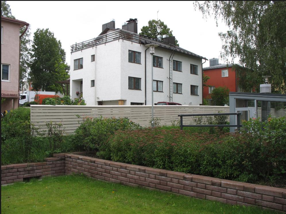 Kornetintie 18, Helsinki