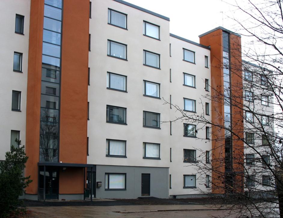 Kaunisharju, Espoo 2008