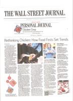 Wall Street Journal Fried Chicken