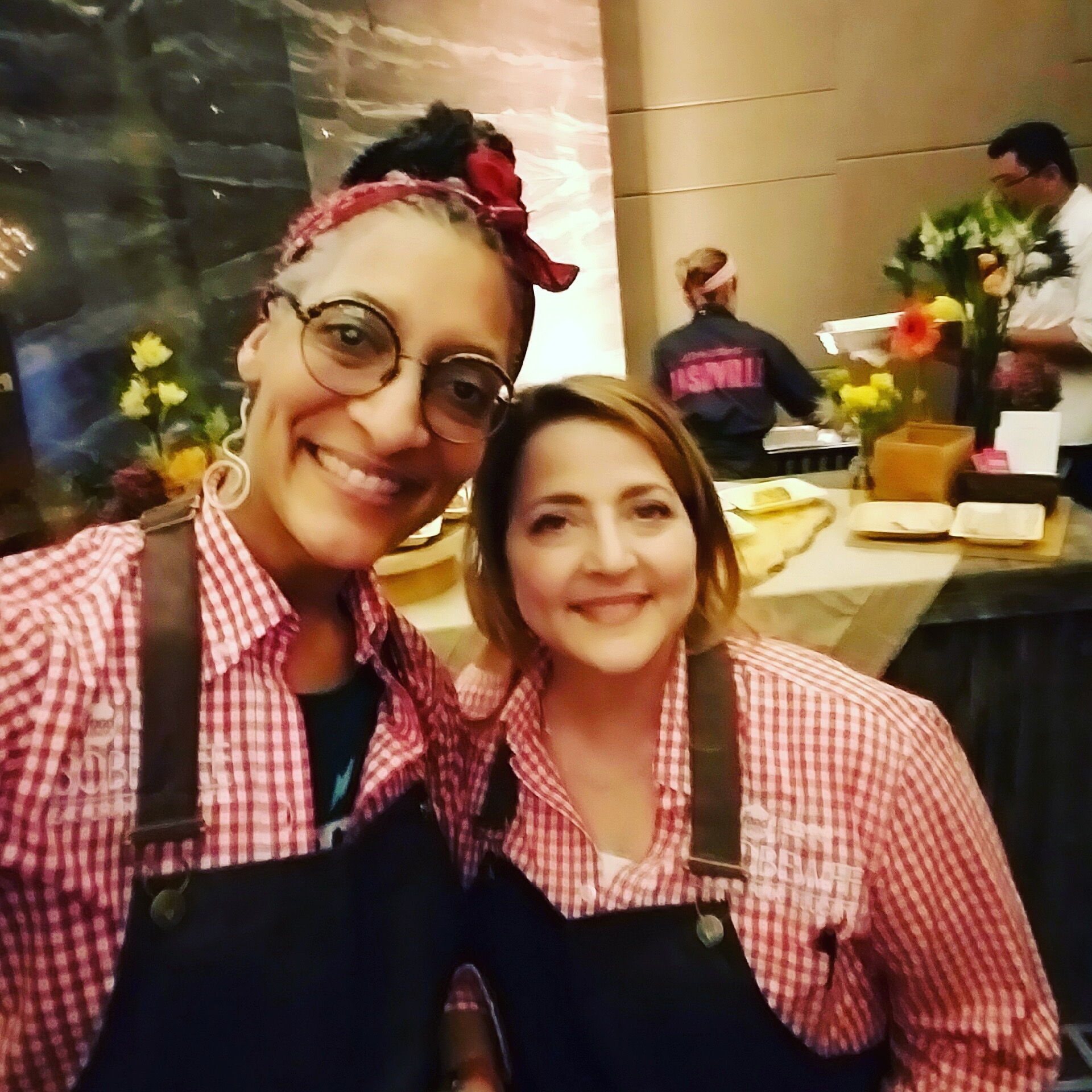 Carla and EAK at SOBEWFF 2017.jpg