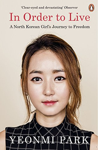 In Order To Live - Yeonmi Park - We heard Yeonmi speak at an Embrace Ambition summit and were in absolute awe, not to mention tears within minutes. Her story of escape from North Korea is beyond belief, a display of immense bravery and an account of sheer determination and self belief. This book tells the story of her struggle to survive in the most repressive country on earth, how she escaped human traffickers in China and made it across the treacherous Gobi Desert to Mongolia and on to South Korea where she found freedom. She went on to become a leading human rights activist and all this, before she turned 21. This is an immensely eye opening read and her story cannot fail to move, inspire and motivate.