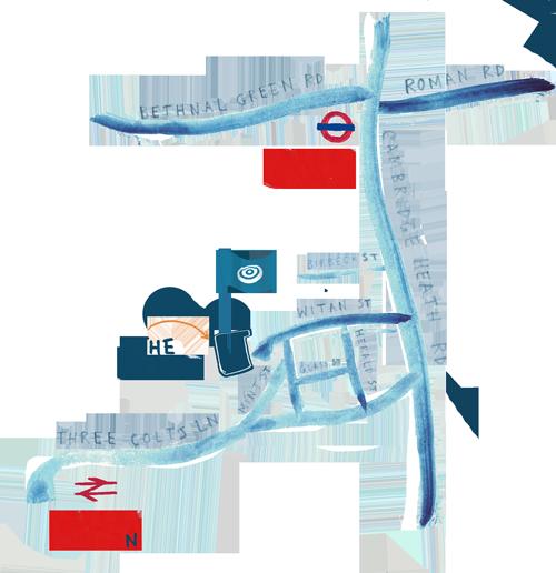 Tassomai location on map