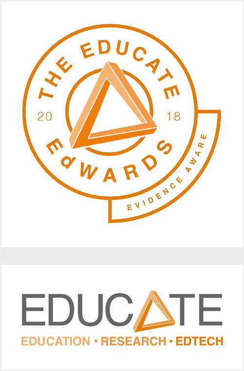 The EDUCATE EdWards logo