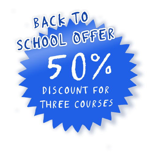 "Tassomai ""Back to School"" 50% discount offer"
