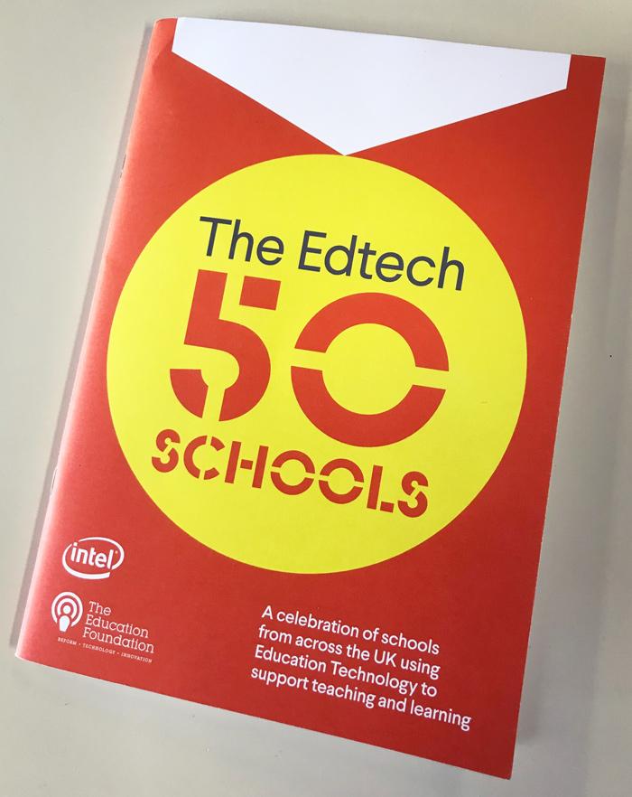 The EdTech 50 Schools report