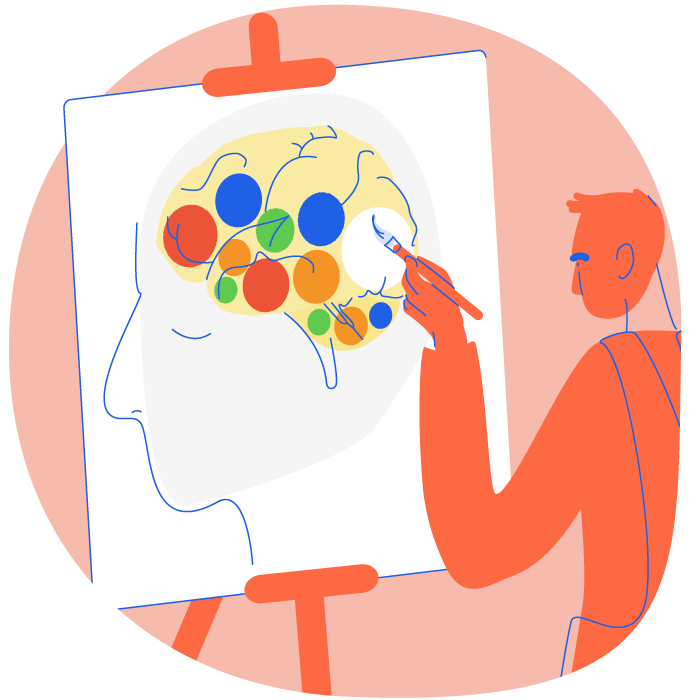3. Discovering - Every question answered helps us build up a detailed knowledge profile, painting a picture of that child's understanding.