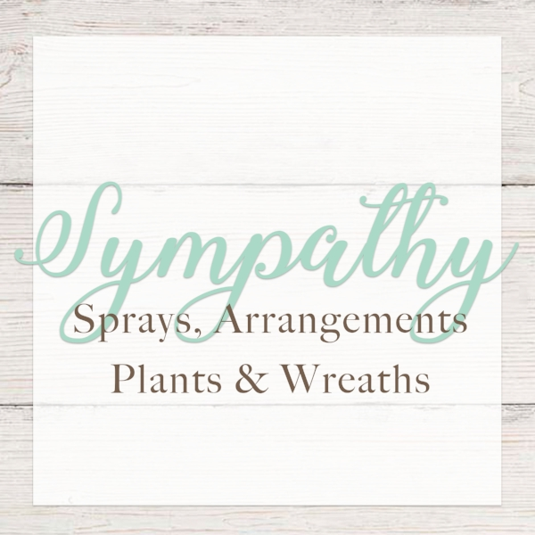 Sprays, Arrangements, plants & wreaths -