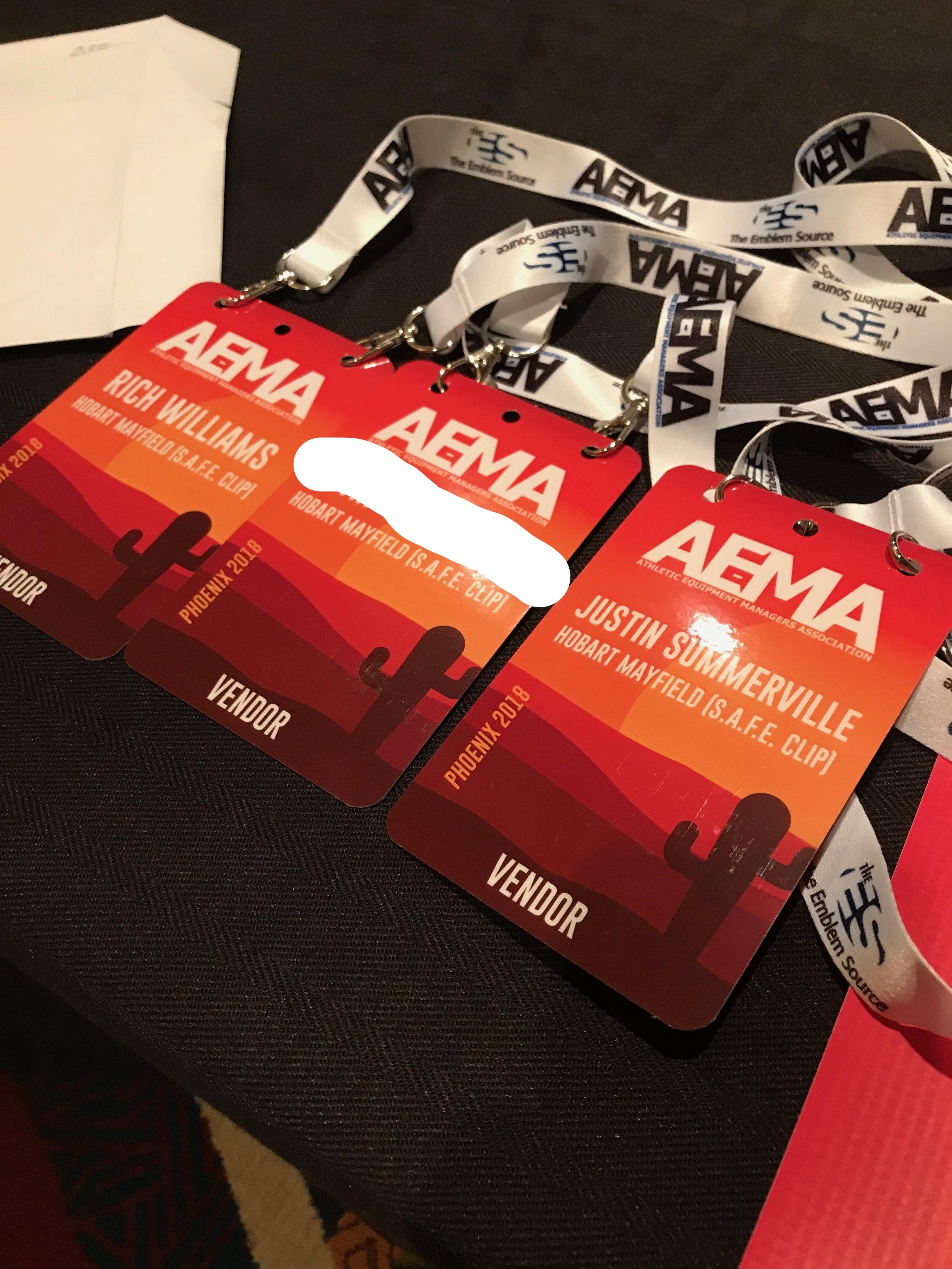 SAFEClip at AEMA convention 2018