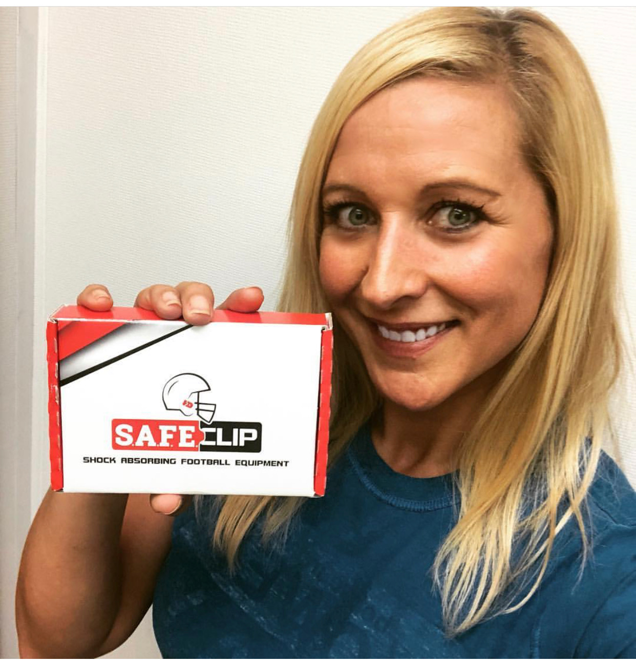 SAFEClip is endorsed by Moms of players at all levels