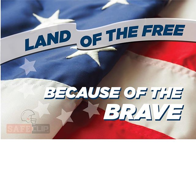 Take time today to remember what the day is all about. #landofthefreebecauseofthebrave #memorialday #freedom