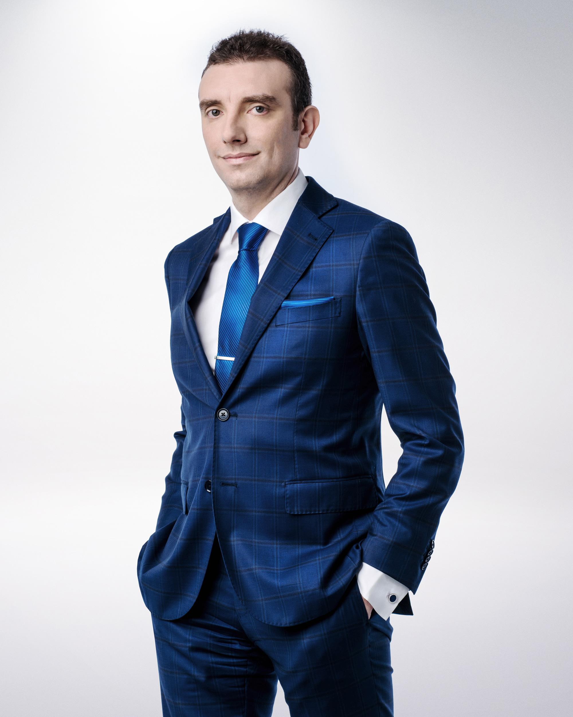 Alberto Cantarello - Athena Founding partner and Director