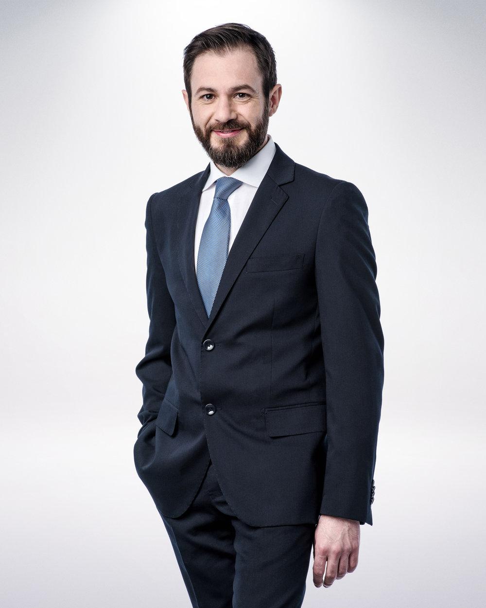 Renzo Di Gregorio - Athena Founding partner and Director