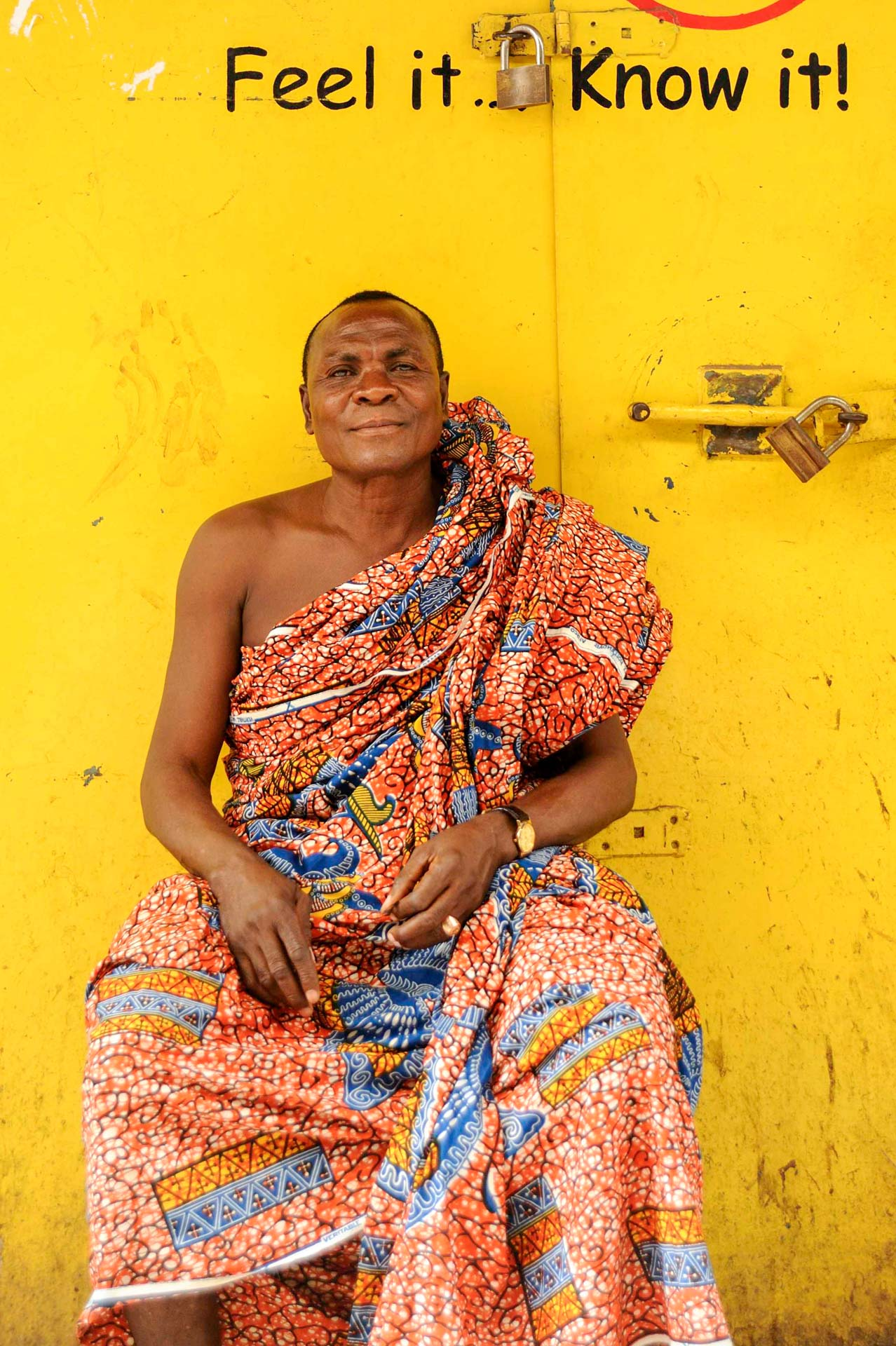 The African Monk