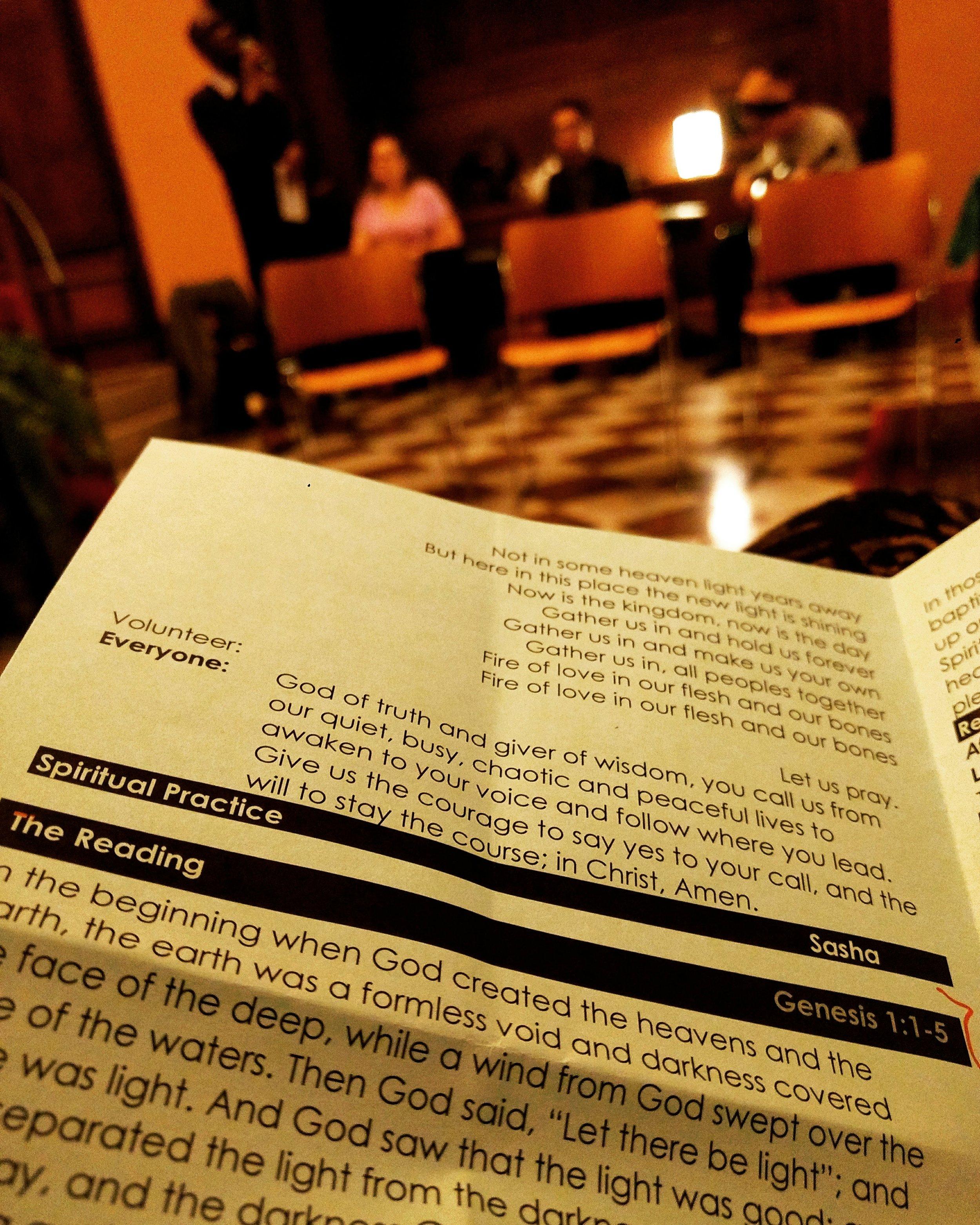 The Crossing worship sheet pic.jpg