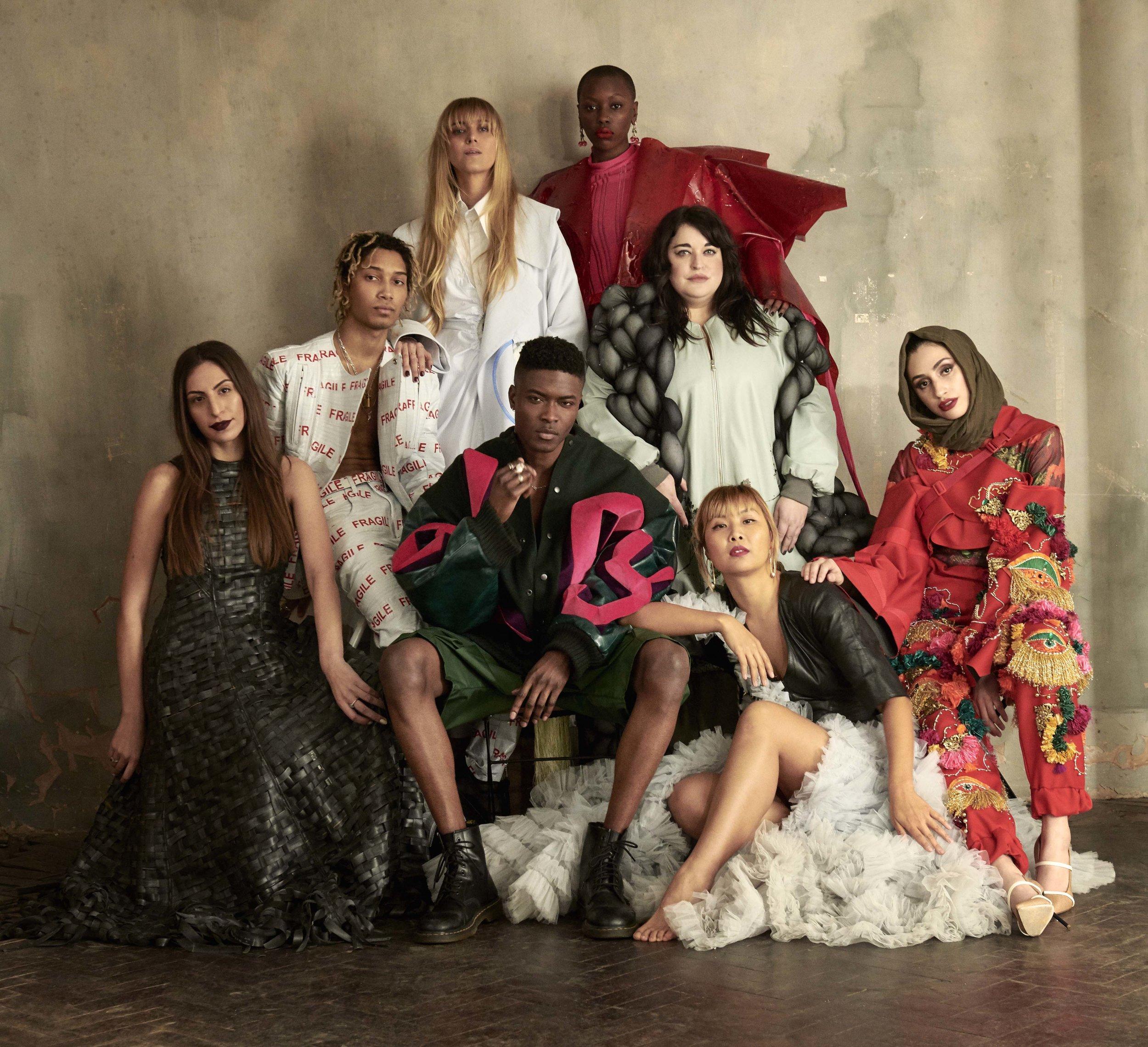 Rion Magazine - Graduate Fashion Week: 2018 Talent of Tomorrow17/05/2018