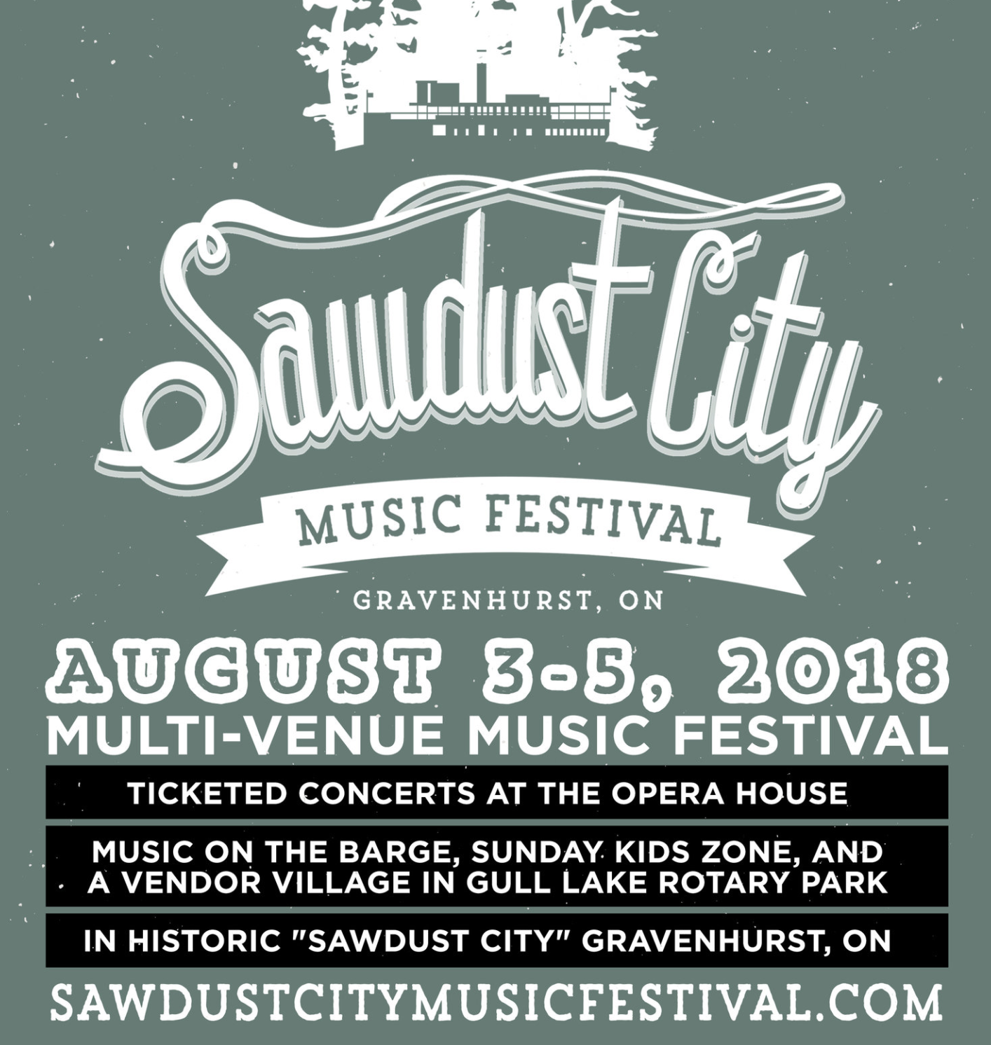 Sawdust City Music Festival