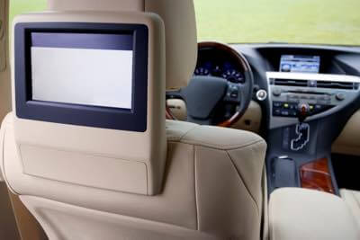 Car DVD Player Installation