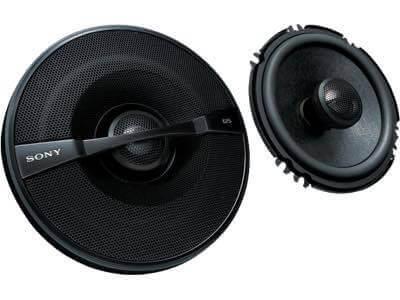 Sony car speaker special in San Diego.