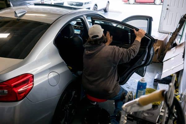 Best Window Tinting in San Diego at Audio Realm